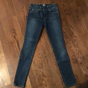 Girls 7 for Mankind Jeans Size 12